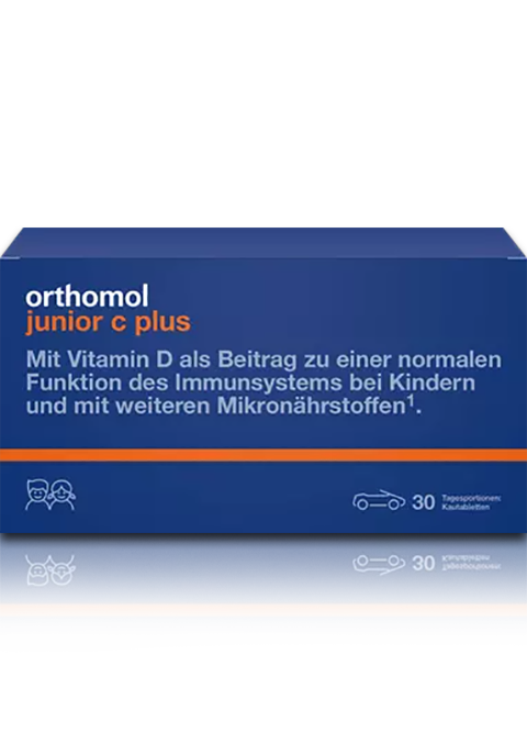 orthomol-junior-c-plus