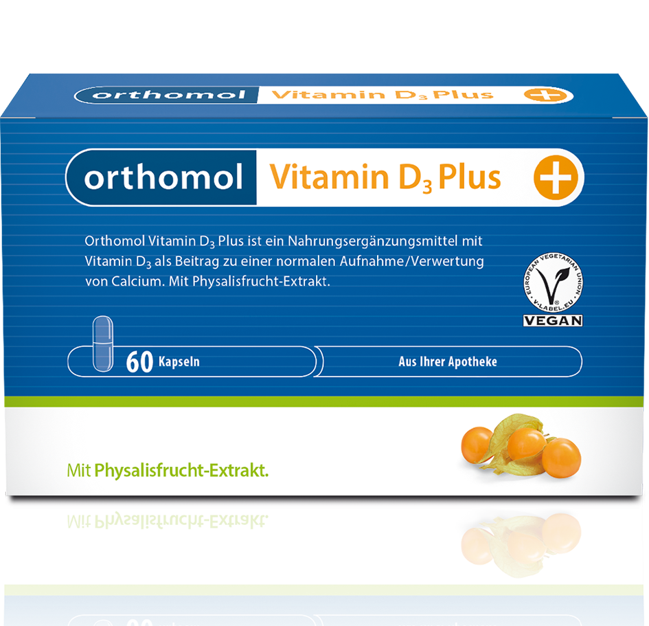 orthomol vitamin D3