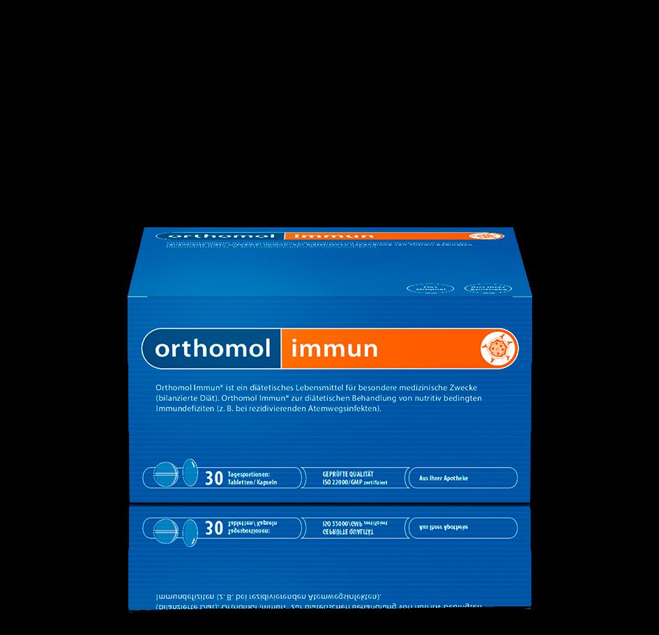 ортомол иммун 30 дней