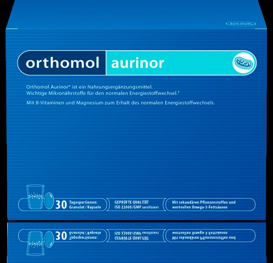 ортомол ауринор